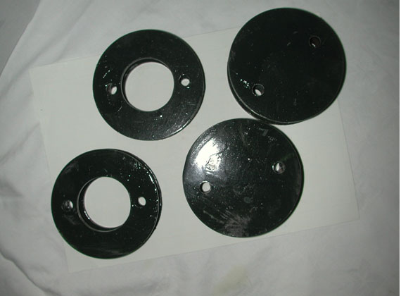 Axle breathers for all models